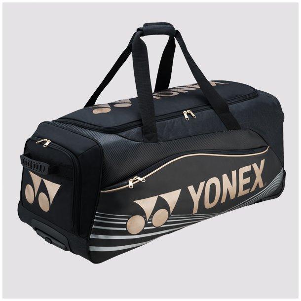 Badmintontaske, rejse taske med hjul fra Yonex.,