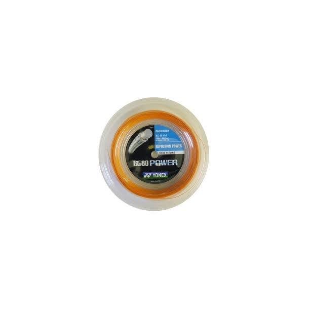 Yonex BG 80 Power, orange - 525kr.  - 200m.