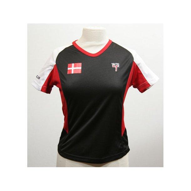 Valg af tryk  Eks 2 - Dame bluse - u/ Tactic logo