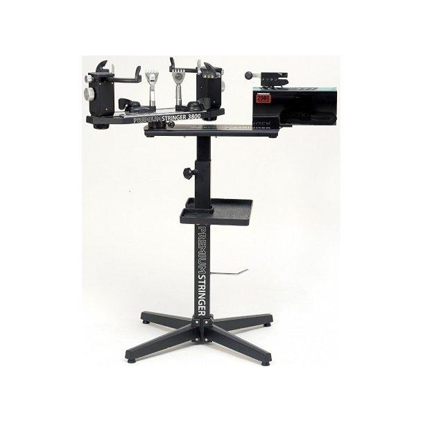 Udlejning: Badminton opstrengningsmaskine, 595kr./mdr.   3mdr.