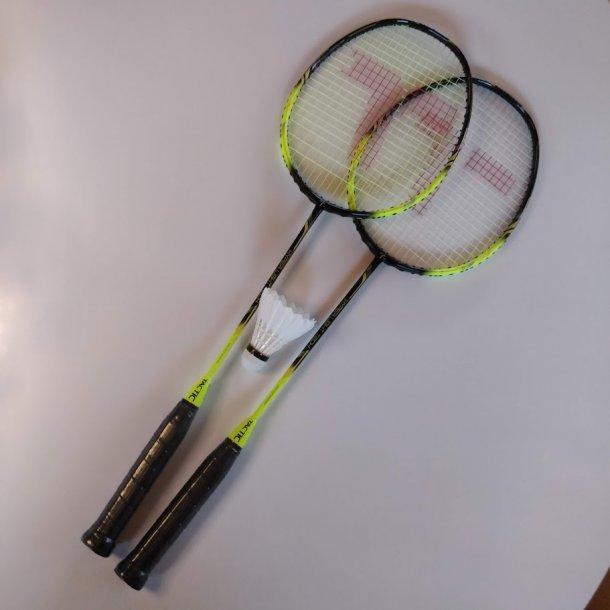 Badminton ketcher 2019 -