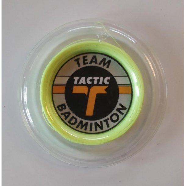 Tactic badminton streng 0,68 mm 200mm.  -