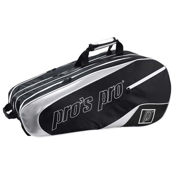 Badmintontaske/TENNIS fra Pro's  Pro 3 rum 75*33*34