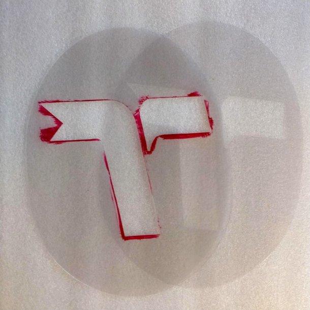 TACTIC Stencil  2 stk.