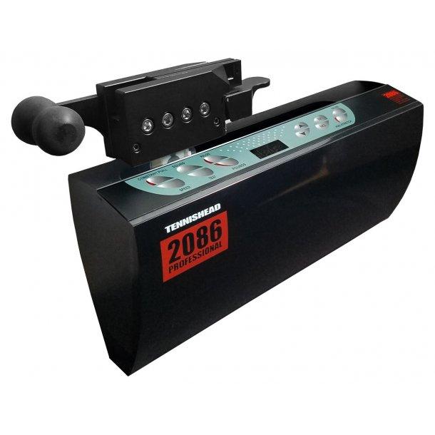 Elektronisk badminton opstrengningsmaskine.